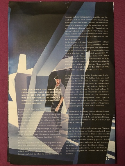 Campus Magazin Szenenbild