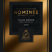 "Nominee: ""Best Director Student"" JULIE BOEHM"
