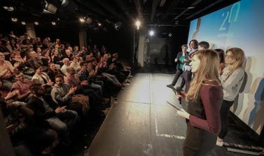 Kurzfilmfestivals 20minmax in der Werkstatt des Stadttheaters Ingolstadt 7