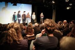 Kurzfilmfestivals 20minmax in der Werkstatt des Stadttheaters Ingolstadt 83
