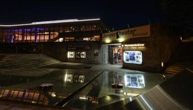 Kurzfilmfestivals 20minmax in der Werkstatt des Stadttheaters Ingolstadt 86