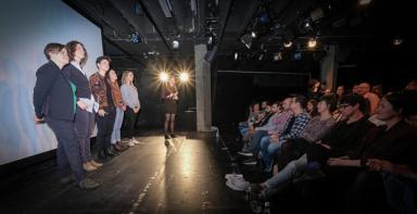 Kurzfilmfestivals 20minmax in der Werkstatt des Stadttheaters Ingolstadt 9