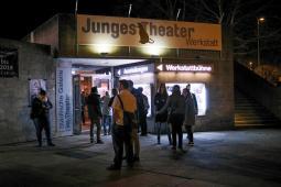 Kurzfilmfestivals 20minmax in der Werkstatt des Stadttheaters Ingolstadt _photoClausWoelke2