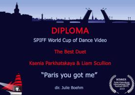 best duet SPIFF 2019