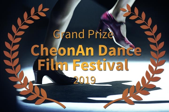 Grand Prize  -  CheonAn Dance Film Festival  - 2019.jpg