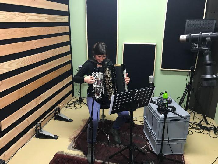 Valhalla Sound Studio in Switzerland